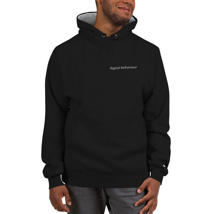 Digital Behaviour Champion Hoodie