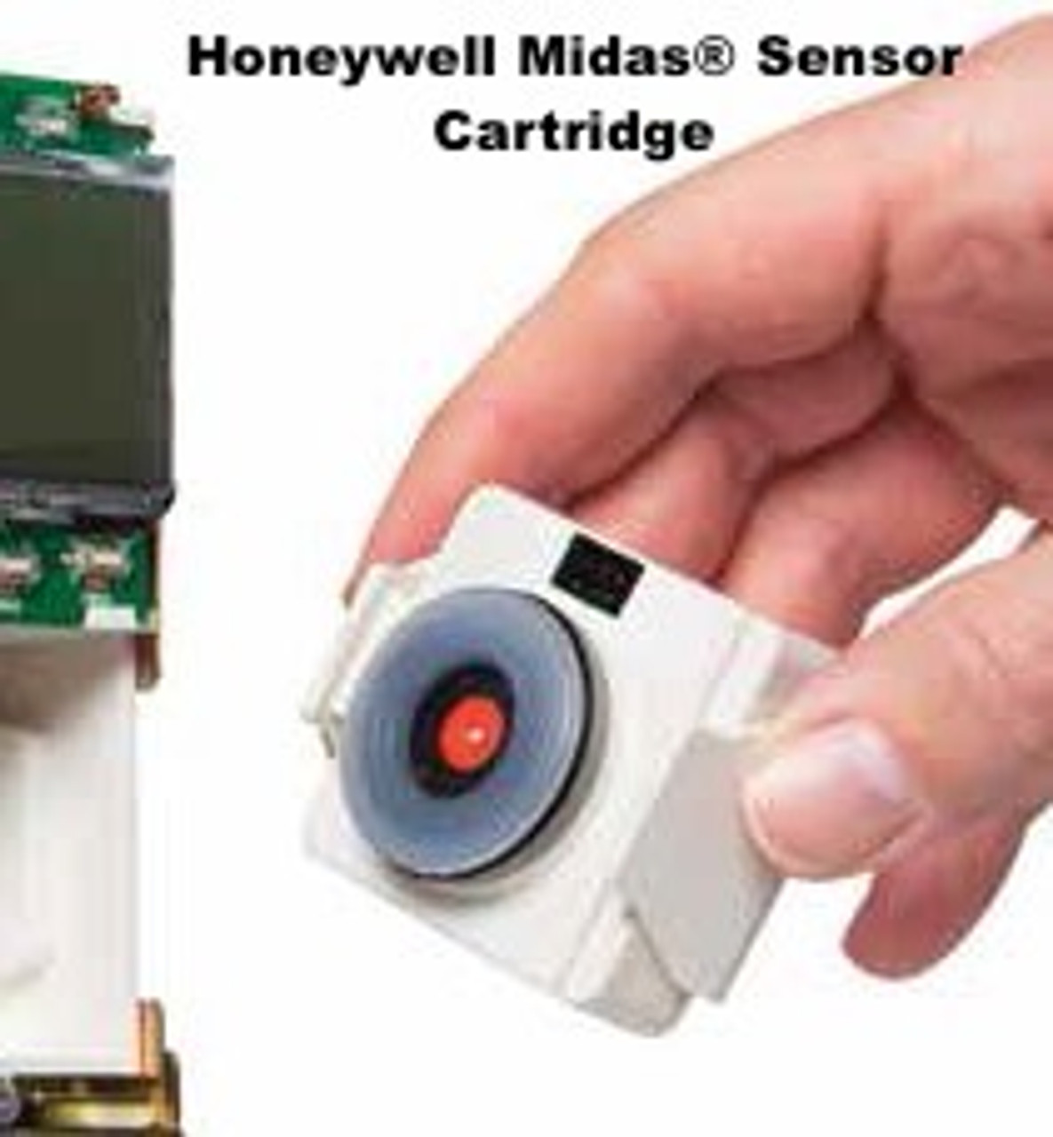 Honeywell Analytics MIDAS-E-HFX  Sensor Cartridge HYDROGEN FLUORIDE HF SENSOR