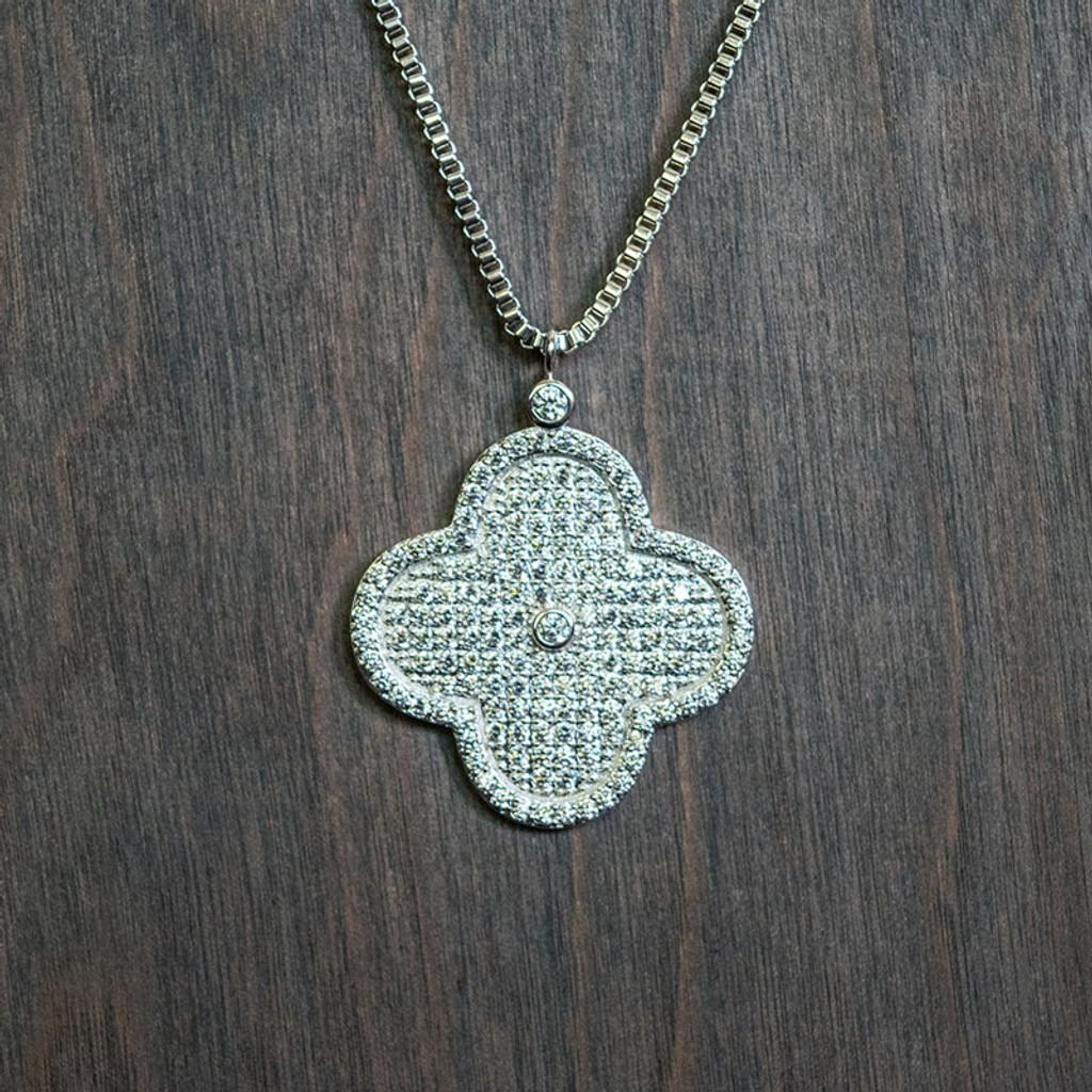 Fawna's Foil Necklace