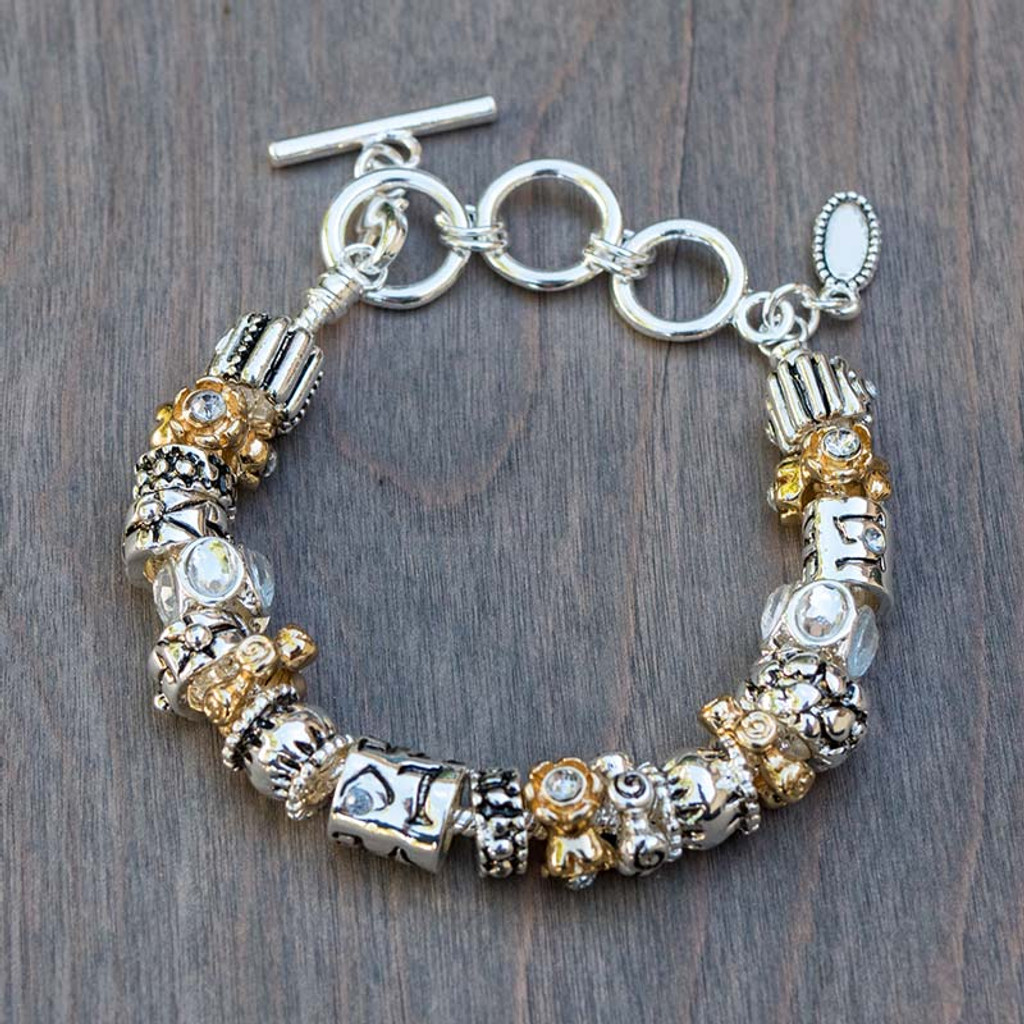 Lilly's Love Bracelet