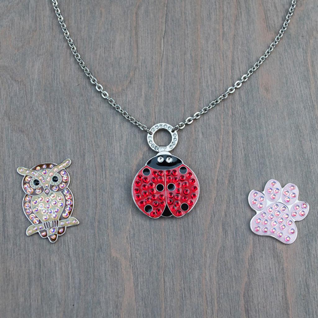 Annabeth's Animal Necklace Set