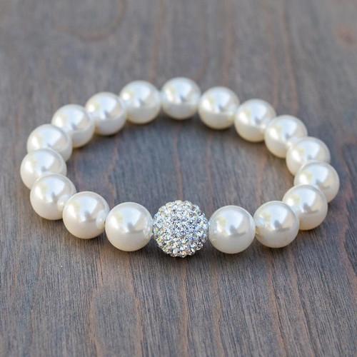 Penny's Pearl Bracelet
