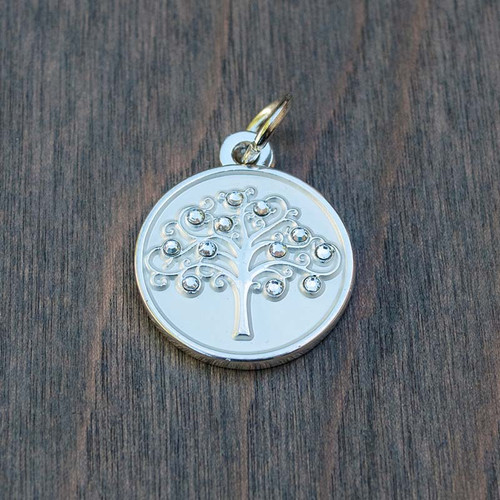 Tina's Tree of Life Charm