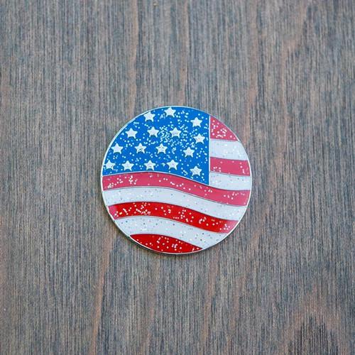 Faith's USA Flag