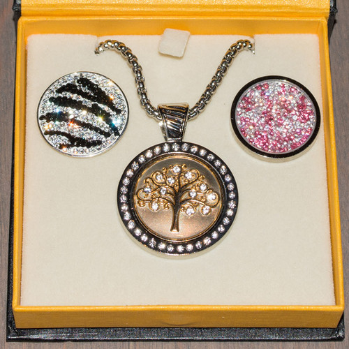 Molly's Magnetic Pendant Set