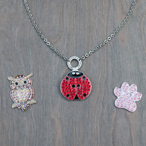 Annabeth's Animal Necklace Set