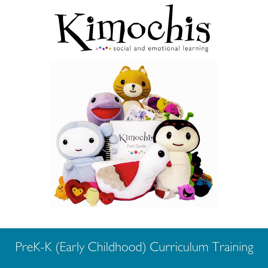 Kimochis® PreK-K (Early Childhood; Full Day)