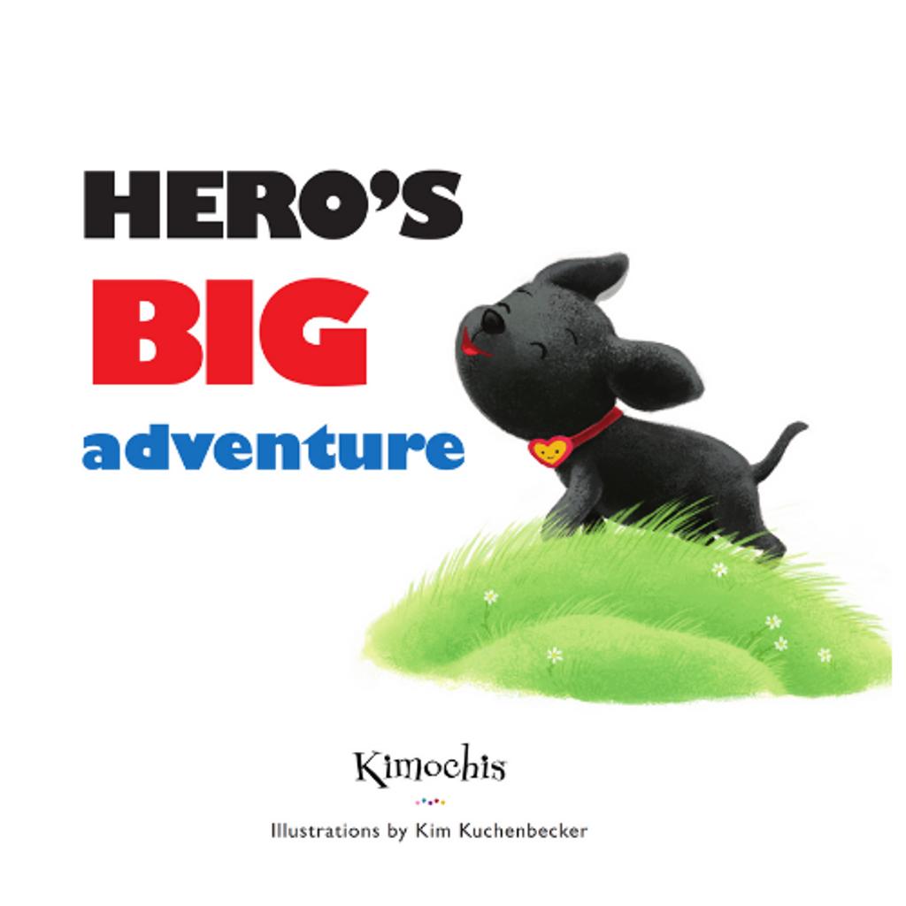 "Kimochis® ""Hero's Big Adventure"" Book"