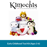 Kimochis® Educator Tool Kit: PreK - K