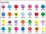 Kimochis® Feeling Poster SPANISH (18x24 inches)