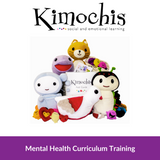 Kimochis® Mental Health Virtual  (August 2020 2 Part Course)