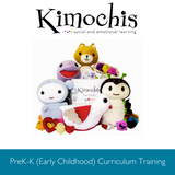 Kimochis® PreK-K (Early Childhood; January 2 Week Course)