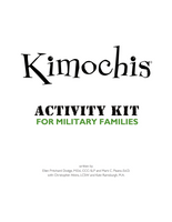 Kimochis® Activity Kit for Military Families