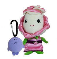 "Kimochis® Bella Rose 6"" Plush Character"