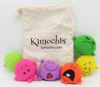 Kimochis® Mixed Feelings Pack 1 in a Canvas Bag