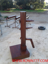 wooden dummy factory special order