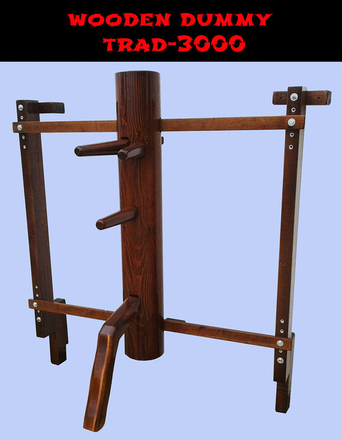 wooden Dummy      free stand Wooden dummy     muk jang Jong     muñeco madera     manichino di legno    WING CHUN   IP MAN  holzpuppe   mannequin de bois     martial arts dummy     kung-fu dummy