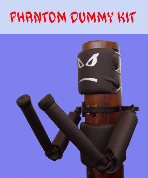 improve your wooden dummy with this kit