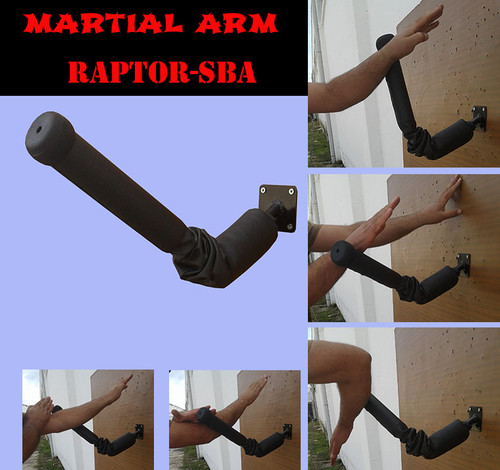jkd trapping arms, chisao arms .wing chun dummy