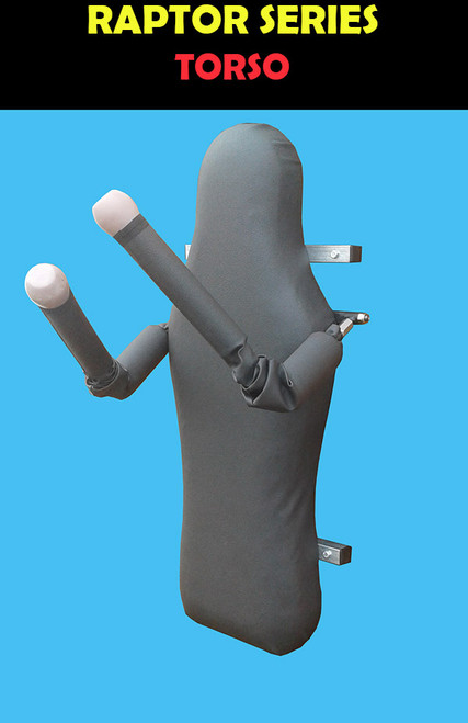 krav-maga dummy