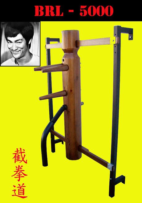 BRUCE LEE wooden dummy