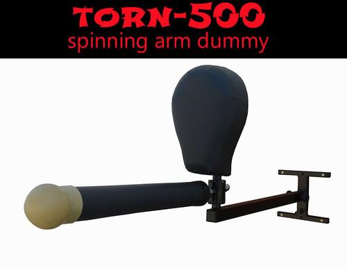 spinning arm dummy
