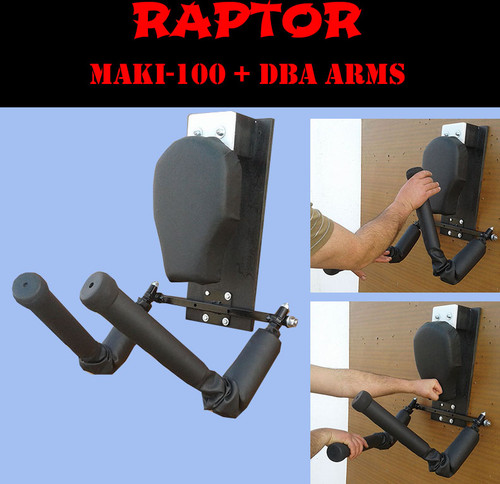 CHI-SAO MACHINE, TRAPPING ARMS