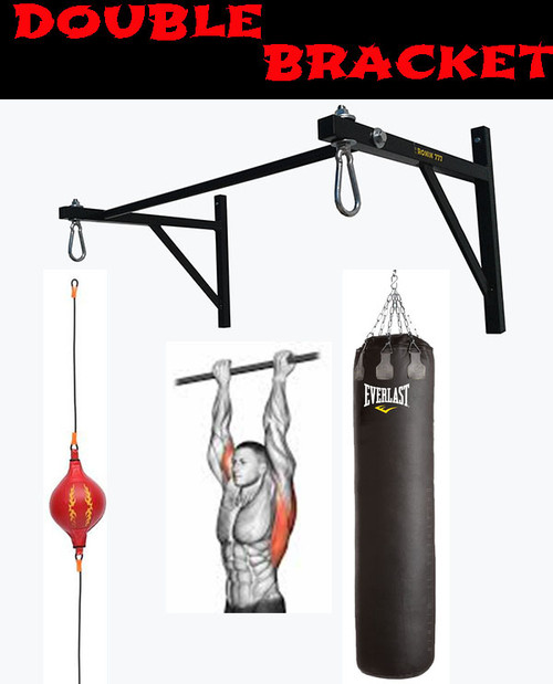 PUNCHING BAG BRACKET. PULL UP BAR