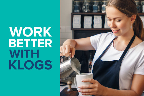 Hospitality Works Better With Klogs®