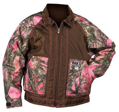 Dan's Sportsman's Choice Coat w/Pink Camo S-XL