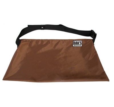 Dan's Shoulder Game Bag-Brown