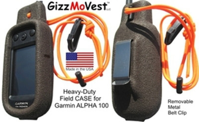 GizzMo Vest for Alpha 100