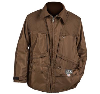 Dan's Game Coat (Brown) 3XL