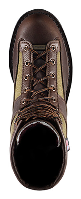 "Danner Sierra 8"" Brown Insulated Boot"