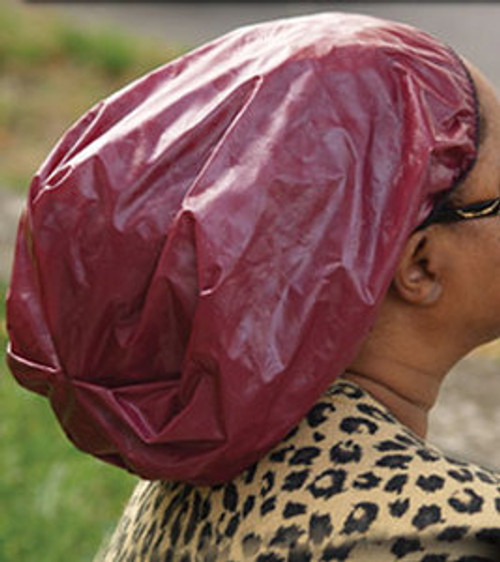 SHOWER CAP FOR LOCS (Oversized shower caps for big hair)