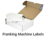Franking Machine Labels