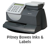 Pitney Bowes Inks and Labels