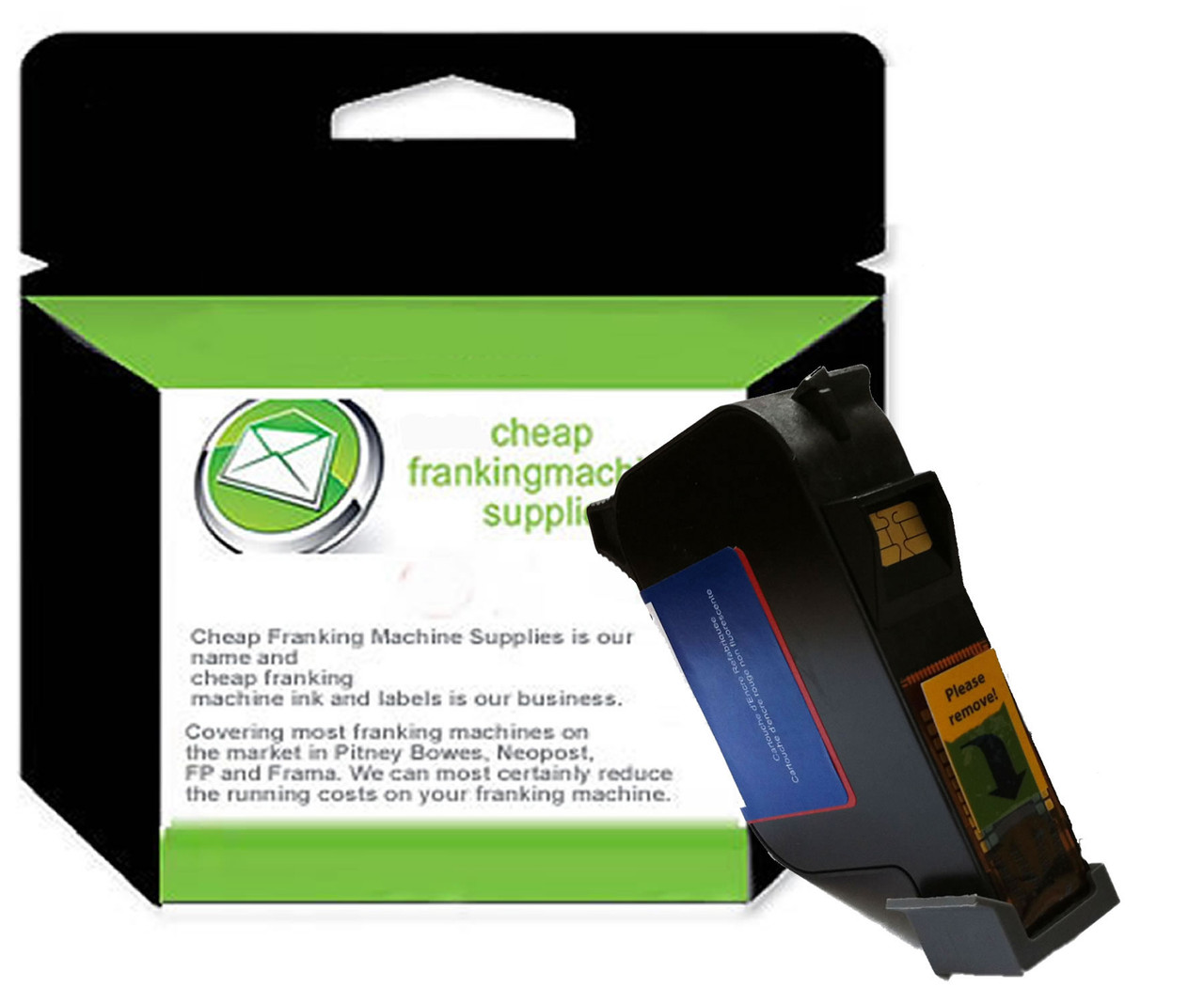 Compatible Francotyp Postalia FP MyMail Ink Cartridge