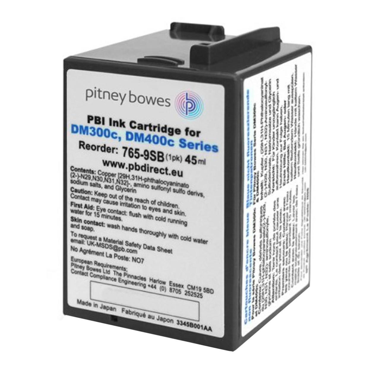 Original Pitney Bowes DM300c Ink Cartridge