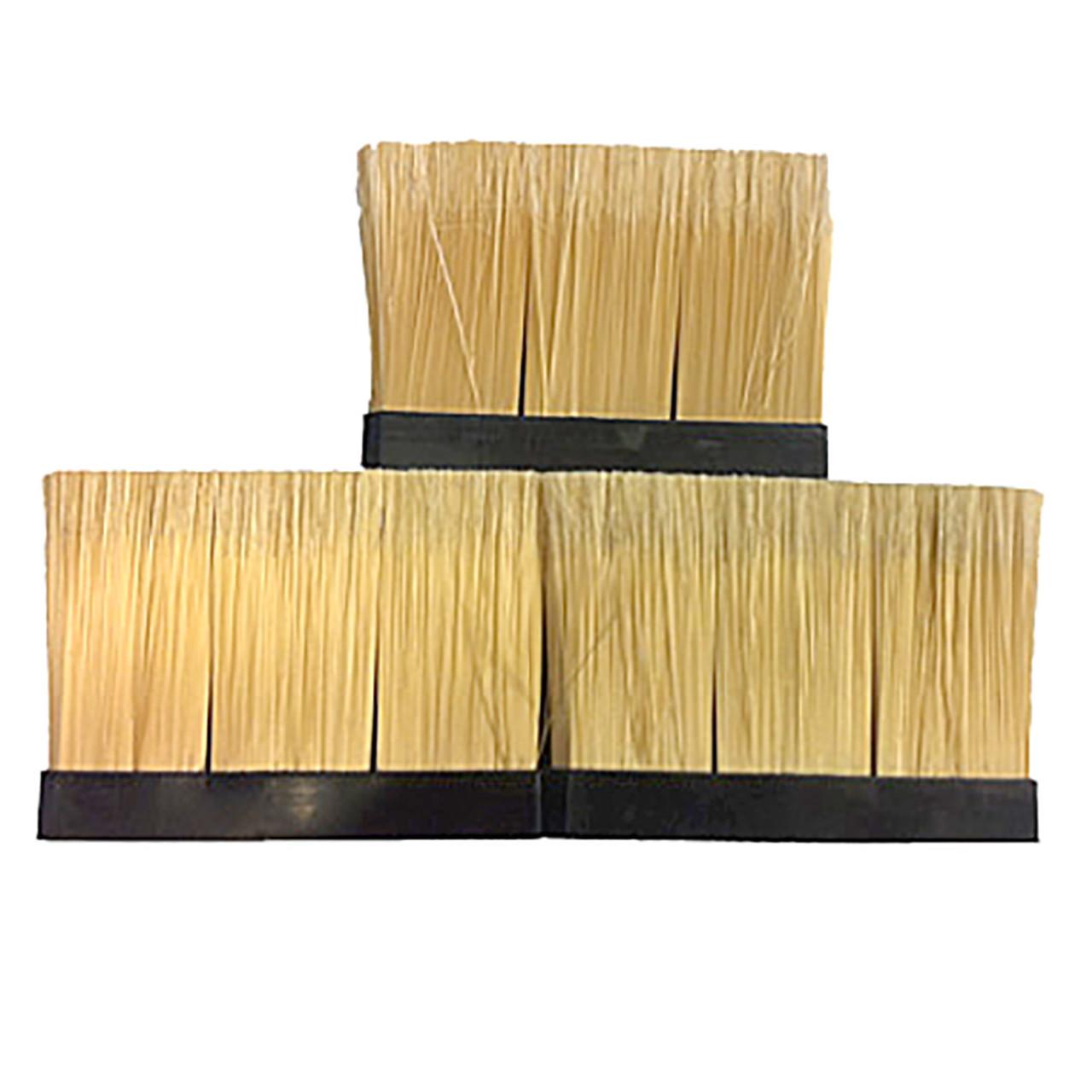 Moistening Brush Set of 3 - NEOPOST / QUADIENT Francotyp Folder Inserter DS-35, SI-30, DS-40i, FPI 600