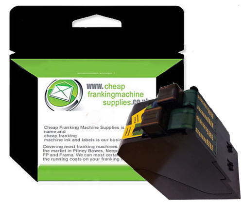 Compatible NEOPOST / QUADIENT IJ65 Standard Yield Ink Cartridge