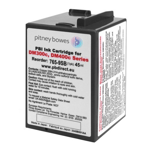 Original Pitney Bowes DM300c Ink Cartridge