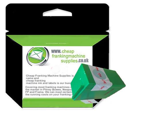 Compatible Pitney Bowes DM300c Ink Cartridge