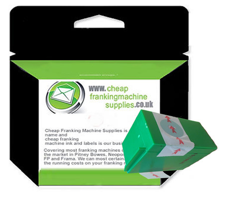 Compatible Pitney Bowes DM300c Ink Cartridge