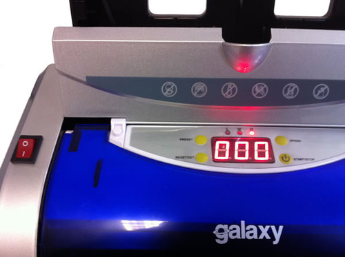 Galaxy FM400 A4 A5 Paper Folding Machine with Catch Basket