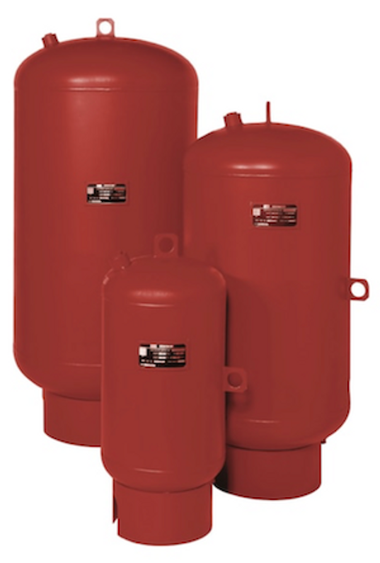 Bell & Gossett Pre-Charged Bladder & Diaphragm ASME Expansion Tanks