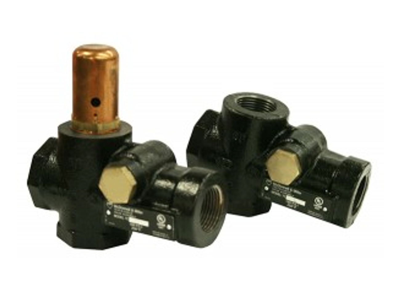 All Stars Pump Booster Test 195000 mcdonnell & miller tc-4 test & check valves