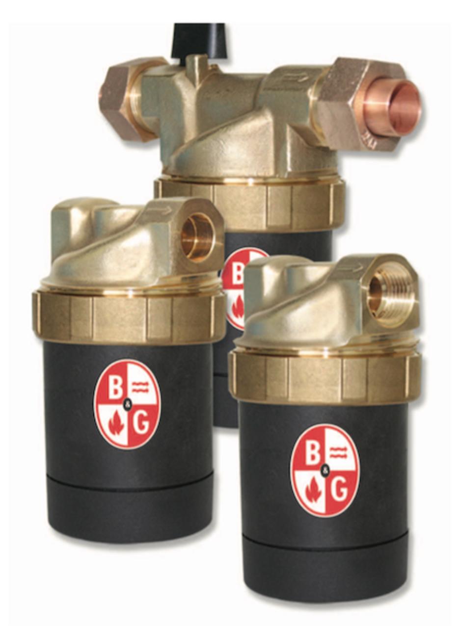 LHB08100110 Bell & Gossett E3-6V/BTPYZ 1/2