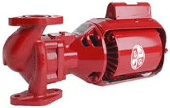 106190 Bell & Gossett 1/12HP Series 100 BI Circulating Pump