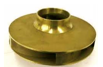 816322-041 Armstrong Bronze Pump Impeller 3-3/8